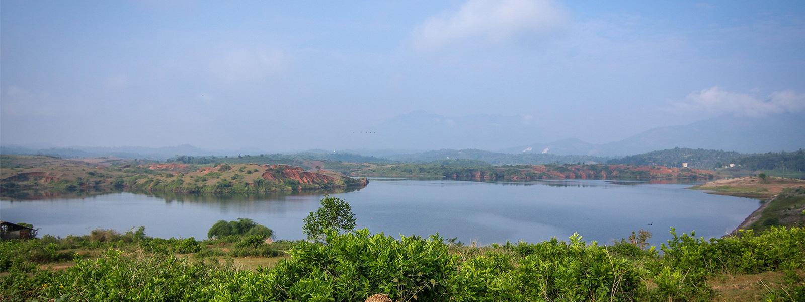 Karapuzha Dam Wayanad