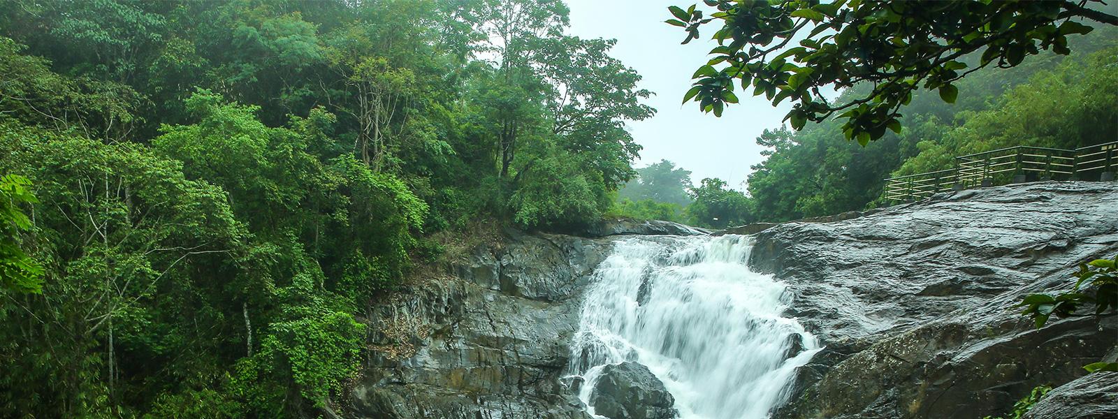 Kanthanpara Waterfalls Wayanad